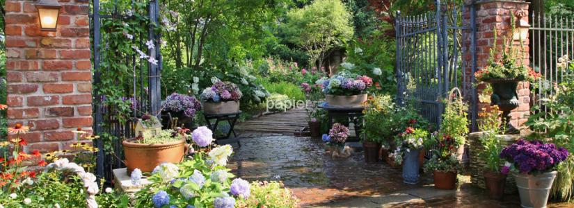 ローザンベリー庭